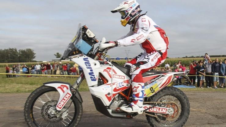 Rajd Dakar – Przygoński 31., Sonik na drugim miejscu