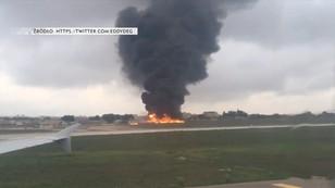 Malta: Nikt nie przeżył katastrofy lotniczej niewielkiego samolotu