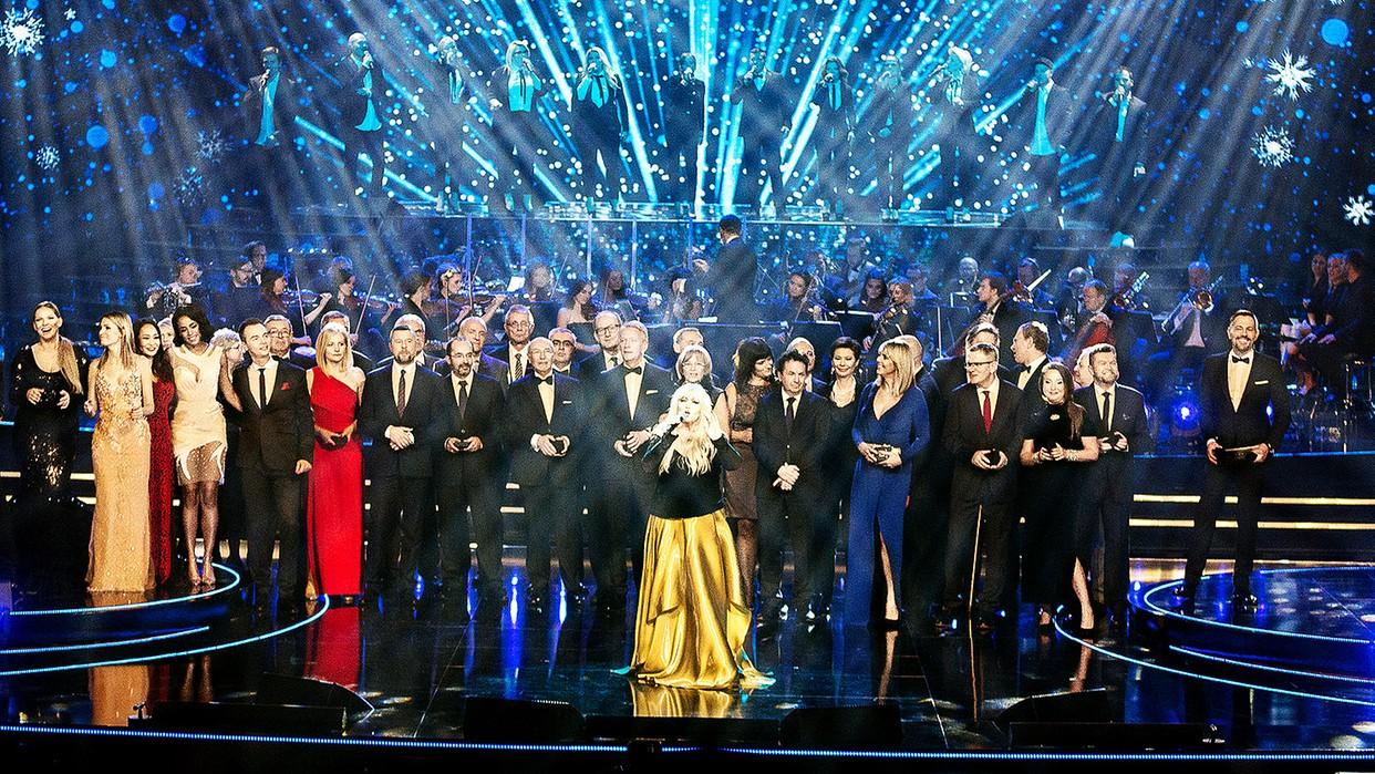 12-12-2017 16:40 To była niezapomniana gala na 25-lecie Polsatu