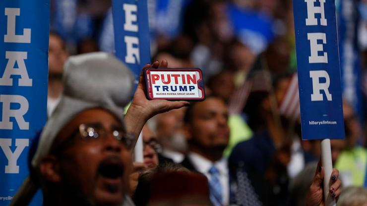 Trump sugeruje, że należy zaakceptować przejęcie Krymu przez Rosję