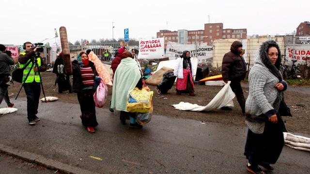 Szwecja: opinia publiczna coraz bardziej nieprzychylna migrantom