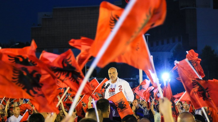 Wybory parlamentarne w Albanii. Mogą być ważnym etapem na drodze do UE