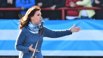 25-06-2017 06:18 Była prezydent Argentyny wraca do polityki. Będzie kandydowała do Senatu