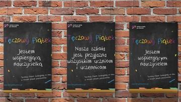 27-10-2016 07:46 Kampania Przeciw Homofobii zachęca do okazywania wsparcia nieheteroseksualnym uczniom. Część organizacji protestuje