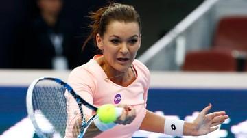 2016-10-24 Ranking WTA: Radwańska trzecia, w czołowej dziesiątce bez zmian