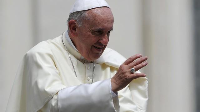 Ambasador Ukrainy: Niech papież powie Putinowi, że jest hipokrytą