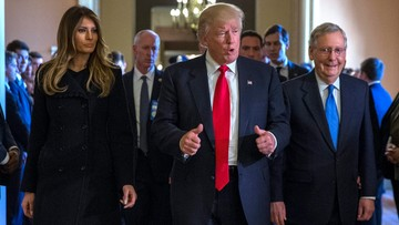 13-11-2016 18:07 Trump deportuje nawet 3 miliony nielegalnych imigrantów