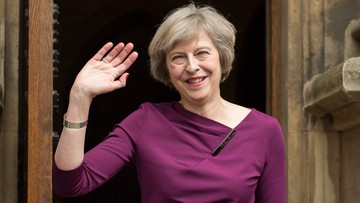 11-07-2016 13:26 May będzie nowym premierem Wielkiej Brytanii. Leadsom rezygnuje