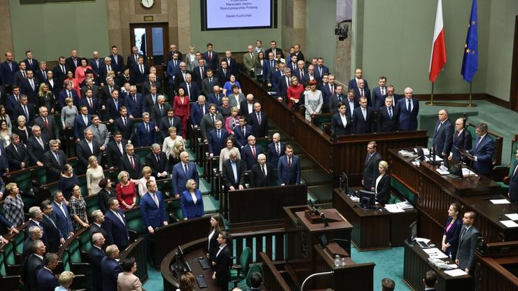 Sejm uczcił 40. rocznicę powstania Komitetu Obrony Robotników