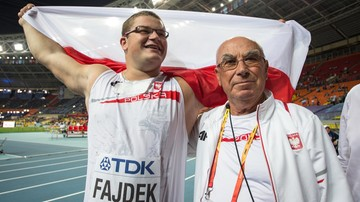 2015-10-27 Trener Fajdka już zdrowy: Nawet nie myślę o emeryturze
