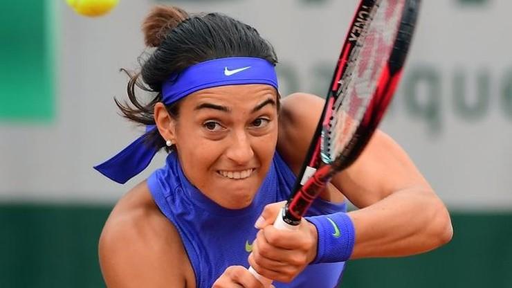 WTA: Garcia uzupełniła skład turnieju w Singapurze