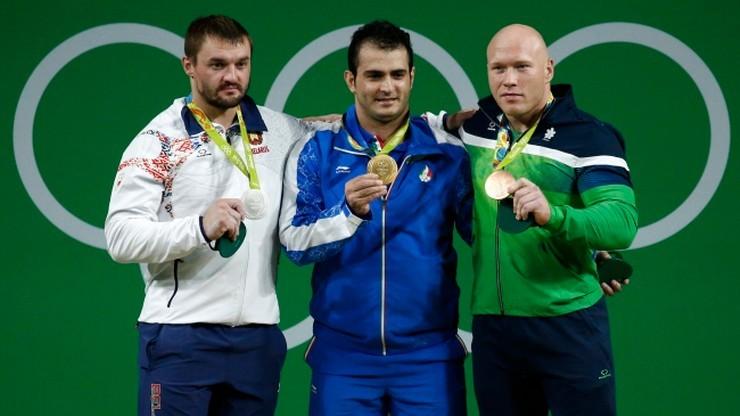 Irański sztangista Moradi poprawił rekord świata w dwuboju