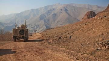 15-04-2016 09:33 Afganistan: wojsko zbombardowało pozycje Państwa Islamskiego
