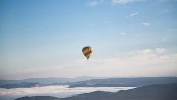 12-07-2016 05:29 Balonem dookoła świata. Rosyjski aeronauta wyruszył w podróż