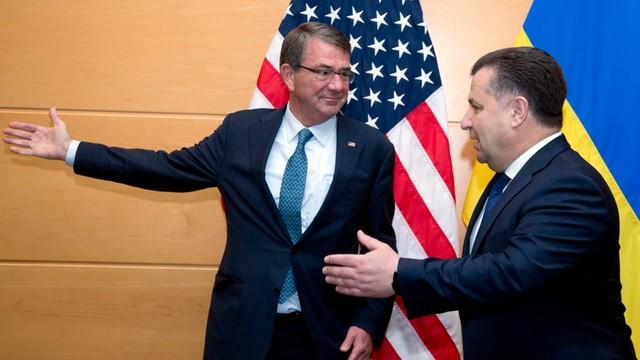 Ministrowie obrony NATO zaakceptowali pakiet pomocowy dla Ukrainy