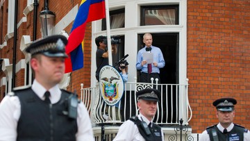 11-08-2016 11:42 Ekwador zgodził się na przesłuchanie podejrzanego o gwałt twórcy WikiLeaks