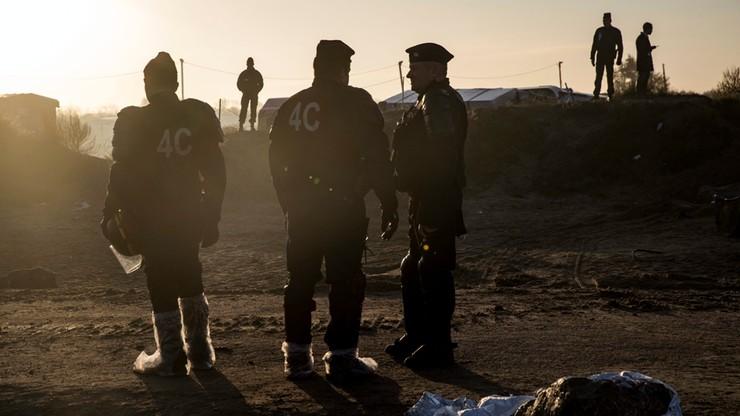 Zbiorowy gwałt na Etiopce podczas ewakuacji obozu dla uchodźców w Calais