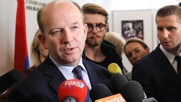 """2017-10-23 """"To złamanie etyki"""". Radziwiłł o zapowiedzi """"dnia bez lekarza"""" w Małopolsce"""