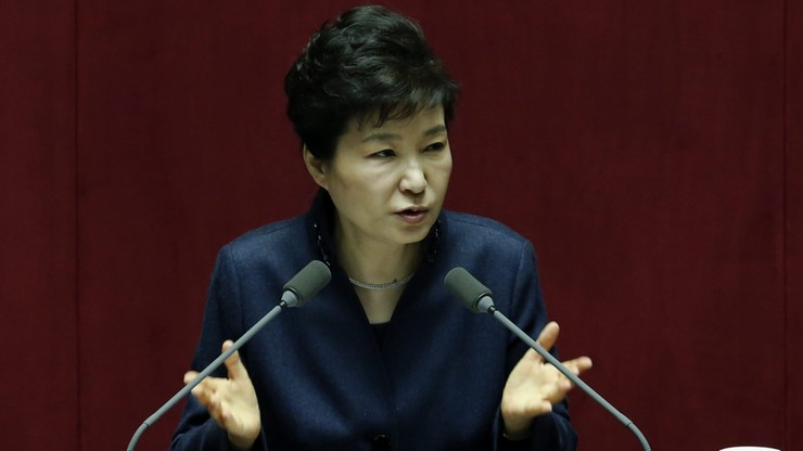 Prezydent Korei Południowej ostrzega Koreę Północną przed upadkiem