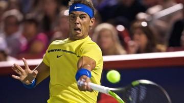 2017-08-14 ATP w Cincinnati: Nadal zostanie liderem światowego rankingu dzięki kontuzjom rywali