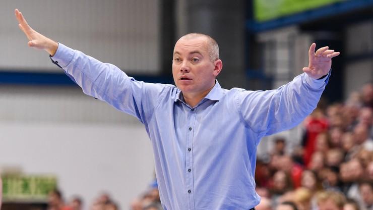 Nowy trener reprezentacji koszykarek: Chcę połączyć młodość z doświadczeniem