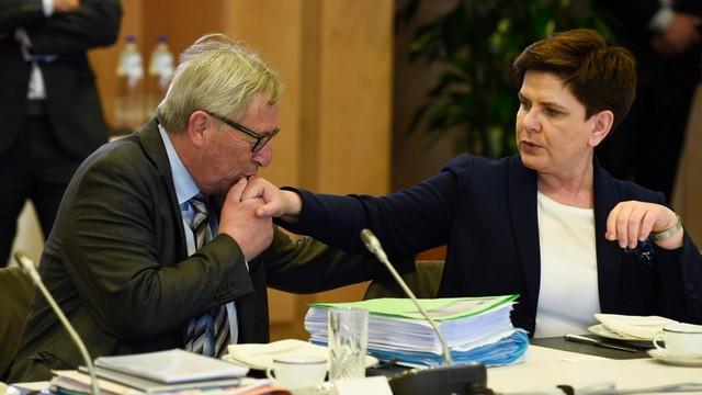 Bruksela: rozpoczęło się spotkanie 27 państw UE - bez Wielkiej Brytanii