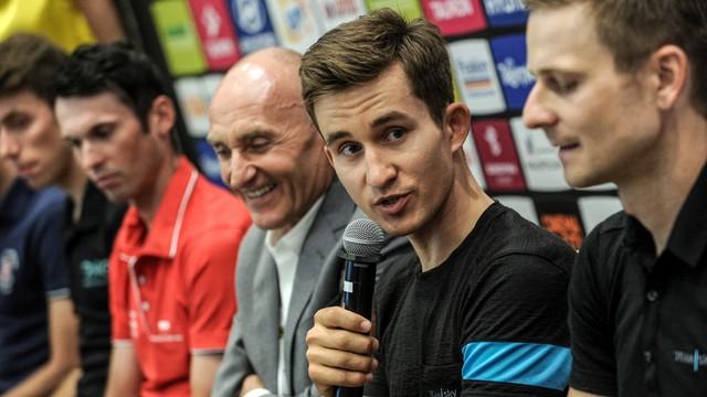 Tour de Pologne:  Kwiatkowski nie jest pewny swojej formy