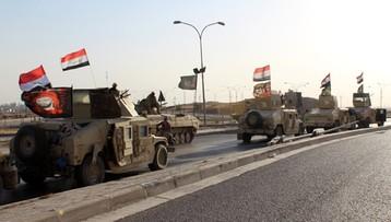 17-10-2017 05:23 Bundeswehra przerwała szkolenie kurdyjskiej Peszmergi