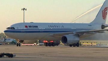 21-09-2016 11:49 Linia Air China ruszyła z lotami do Warszawy