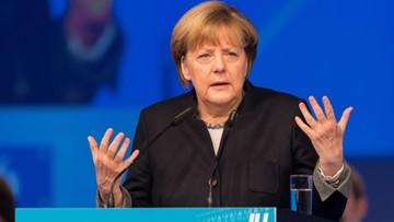 Posłowie SPD, Lewicy i Zielonych chcą odsunąć Merkel od władzy