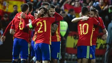 2016-11-12 El. MŚ 2018: Hiszpanie wypunktowali Macedonię