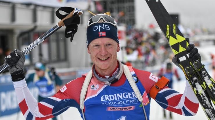 Puchar Świata w Annecy: Zwycięstwo Boe. Niespodzianka na podium