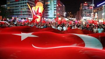 17-07-2017 11:48 Turcja: kolejne zatrzymania w związku z udaremnionym zamachem stanu