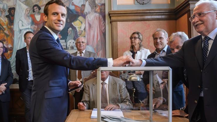 Francuzi wybierają parlament. Frekwencja nie jest wysoka