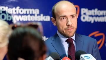 13-07-2017 11:27 Budka: projekt PiS ws. SN zakrawa o zamach stanu
