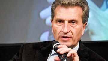 20-05-2016 12:22 Komisarz Oettinger odpowiada premier Szydło: KE nie ma problemu z reputacją