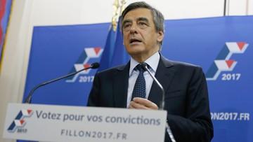 """""""Zwolennik zbliżenia z Rosją"""". Francuskie media o zwycięstwie Fillona"""