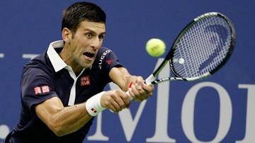 2015-09-09 Dziewiąty z rzędu półfinał Djokovica w Nowym Jorku