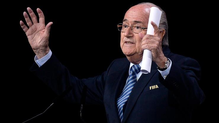 Blatter prezydentem FIFA! Rywal wywiesił białą flagę