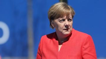 25-05-2017 17:10 Merkel grozi wycofaniem żołnierzy Bundeswehry z tureckiej bazy