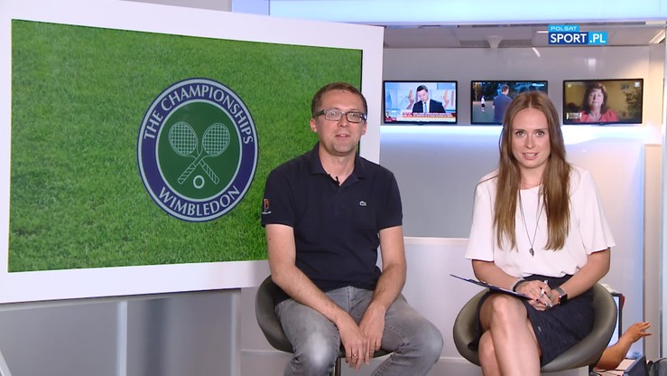 Podsumowanie Wimbledonu - 13.07