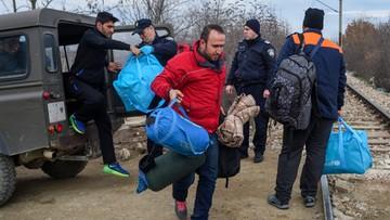 18-02-2016 19:58 Węgry zamkną kolejowe przejścia graniczne wykorzystywane przez imigrantów