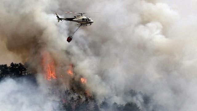 Hiszpania: śledztwo w sprawie pożarów w Andaluzji