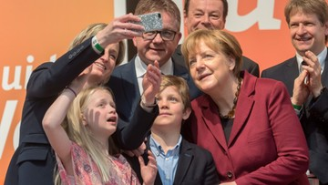 13-03-2016 19:11 Wybory w Niemczech: znaczne straty partii Merkel, sukces antyimigranckiej AfD