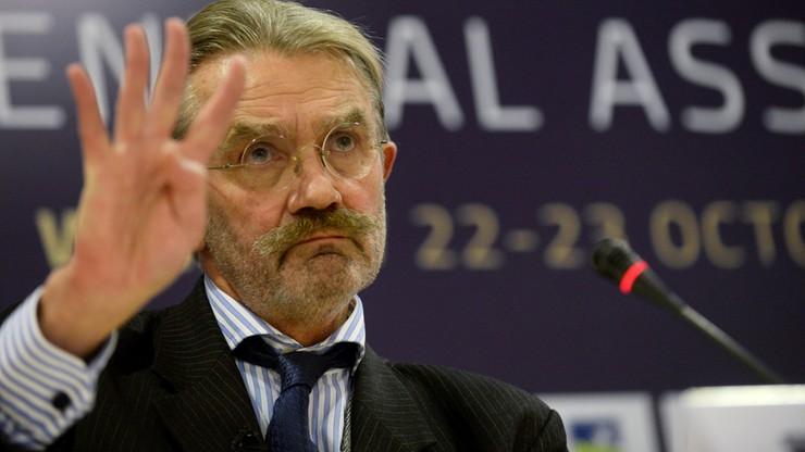 Konferencja EPFL w Warszawie: Futbol jest chory