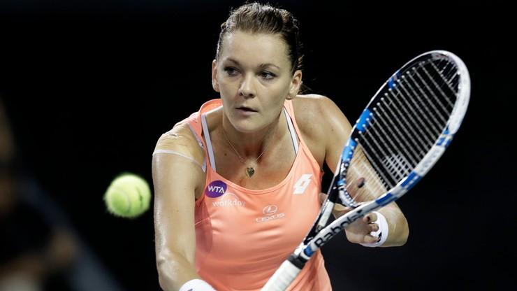 Radwańska odpadła w półfinale turnieju WTA