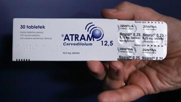 06-09-2016 21:44 Lek psychotropowy w opakowaniu Atramu. Należy zwrócić go do apteki