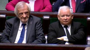 """28-07-2017 05:10 """"Dar Donalda Tuska dla Angeli Merkel"""". Kaczyński o Muzeum II Wojny Światowej w Gdańsku"""
