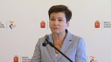 01-09-2017 16:40 Komisja weryfikacyjna oddaliła wnioski Hanny Gronkiewicz-Waltz ws. uchylenia grzywien