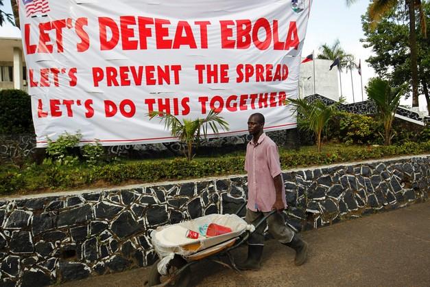 Epidemia Eboli zagraża rozgrywkom piłkarskim w Afryce
